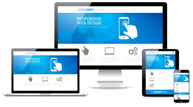 Trefz Web designs for all screens sizes